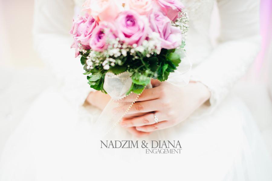 Nadzim & Diana / engagement