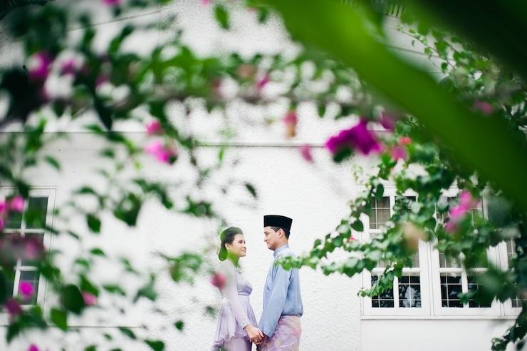 amin & aliya / engagement