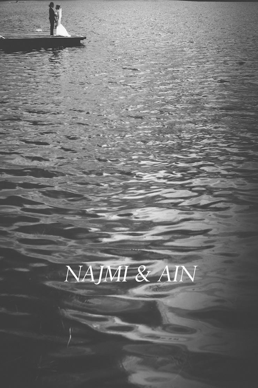 Najmi & Ain / Reception