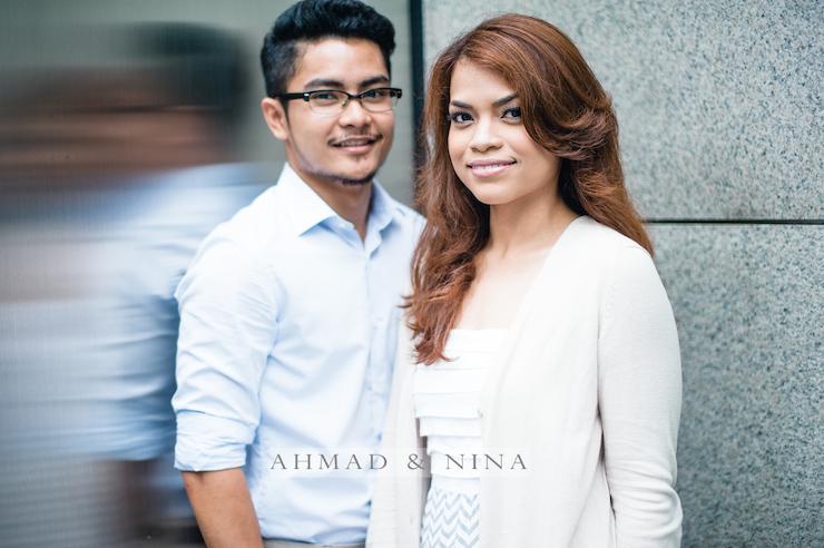 Ahmad & Nina / Potraiture