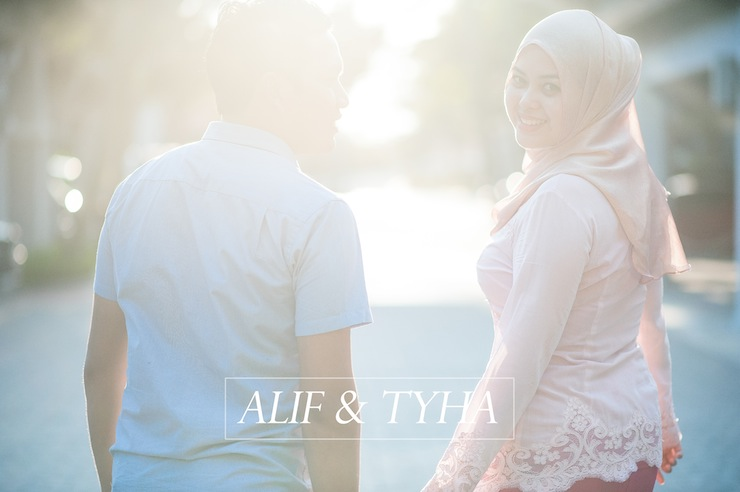 Alif & Tyha / Potraiture