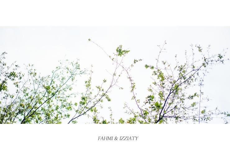 Fahmi & Izziaty / Maternity