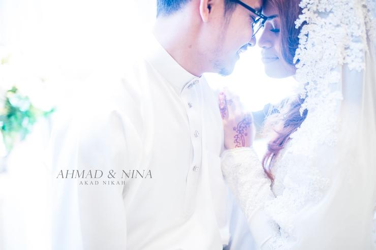 Ahmad & nina / Akad Nikah