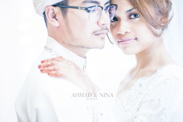 Ahmad & Nina / Reception