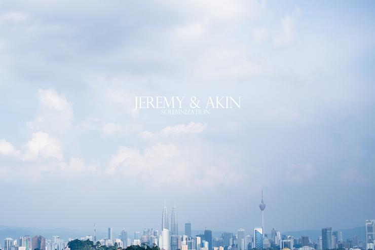 Jeremy & Akin / Akad Nikah
