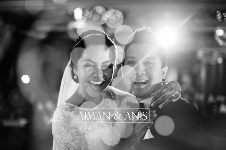 Aiman & Anis / Reception