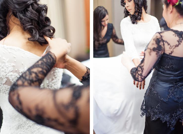 Nurita harith wedding