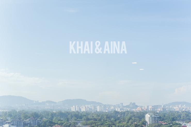 Khai & Aina / Akad Nikah