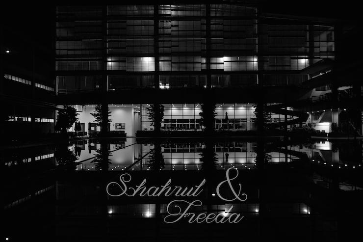 Shahrul & Freeda