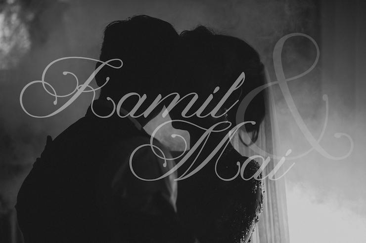 Kamil & Mai / Reception